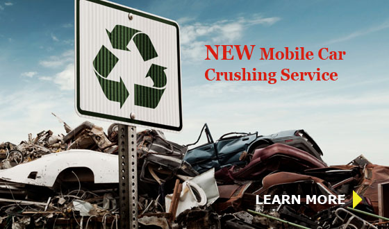 Mobile Car Crushing Service